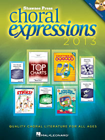 2013 Shawnee Press Choral Expressions